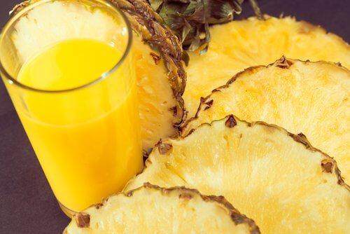 Drainer-ananas
