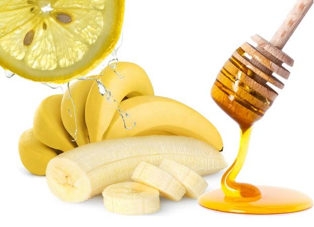 masque-maison-banane-miel-citron-acne
