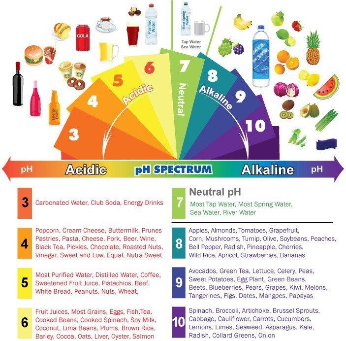 alkaline-chart