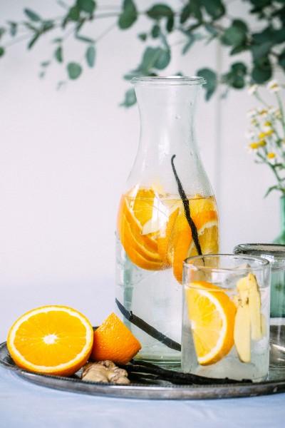 Orange & Vanille