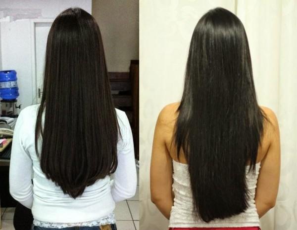 Pour une pousse rapide des cheveux: essayez le secret des