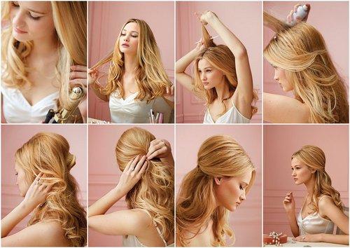 Variez les coiffures